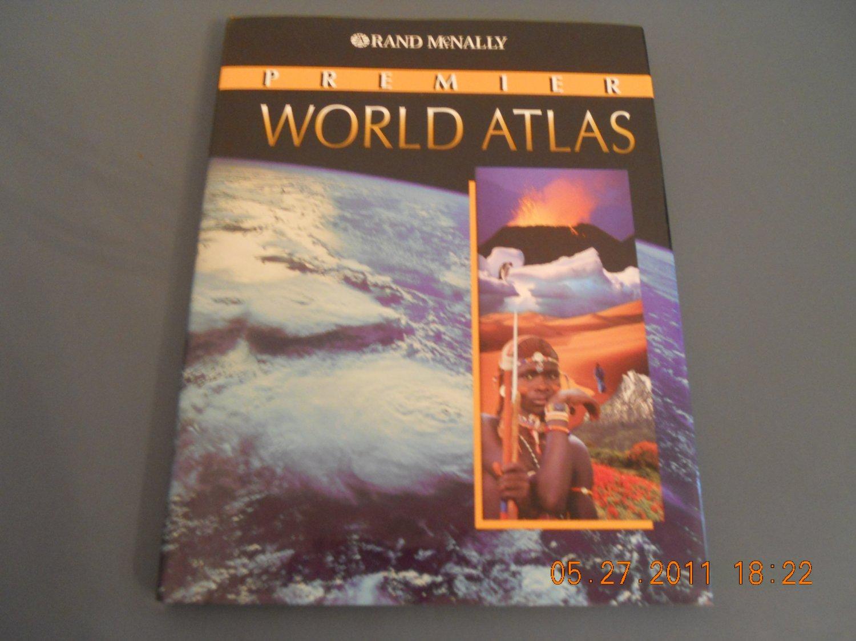 Rand McNally Premier World Atlas hardcover