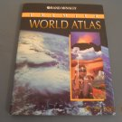 Rand McNally Premier World Atlas hardcover