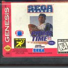 Prime Time NFL Football - Sega Genesis - Deion Sanders