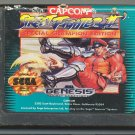 Street Fighter II: Special Champion Edition - Sega Genesis