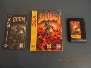 Doom - Sega Genesis 32X