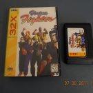 Virtua Fighter - Sega Genesis 32X