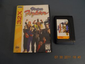 Virtua Fighter - Sega Genesis 32X