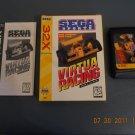 Virtua Racing Deluxe - Sega Genesis 32X