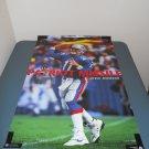 NFL HOF Drew Bledsoe poster 23x35 6078 Patriot Missile