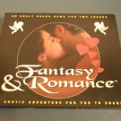 Fantasy & Romance board game an erotic adventure for you to share