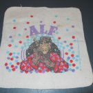 ALF A.L.F. TV series collectable wash cloth