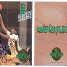 1993 Classic Four Sport Autographs #77A Acie Earl 482/550