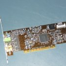Creative Sound Blaster Live! SB0410 24-bit 7.1-Channel PCI Sound Card