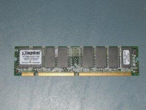 kingston KTM0069 128mb ram 168-pin DIMM memory IBM FRU 05L9347