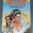 Star Wars The Courtship of Princess Leia by Dave Wolverton hardcover hardback book