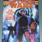 Star Wars The Crystal Star by Vonda N. McIntyre hardcover hardback book