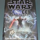 Star Wars The Force Unleashed: by Sean Williams hardcover hardback book