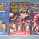 Star Wars Thrawn Trilogy books book novel novels lot series 3 paperbacks (a)