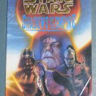 Star Wars Shadows of the Empire by Christopher Golden paper back junior novel book (a)