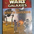 Star Wars Galaxies the Ruins of Dantooine book novel Voronica Whitney-Robinson Haden Blackman (a)