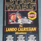 Star Wars The Lando Calrissian Adventures 3 books in one paperback (a)