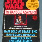 Star Wars The Han Solo Adventures 3 books in one paperback (a)