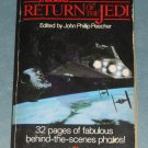 The Making of Star Wars Return of the Jedi paperback edited by John Phillip Peecher (a)