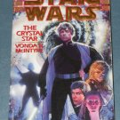 Star Wars The Crystal Star book novel 1st edition paperback by Vonda N. McIntyre (a)