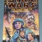 Star Wars The Courtship of Princess Leia book novel 1st edition paperback by Dave Wolverton (a)