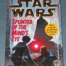 Star Wars Splinter of the Mind's Eye book novel paperback by Alan Dean Foster (a)