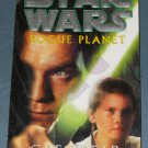 Star Wars Rogue Planet book novel 1st edition paperback by Greg Bear (a)