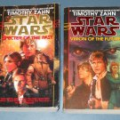 Star Wars The Hand of Thrawn series  2 books novels 1st edition paperback by Timothy Zahn (a)
