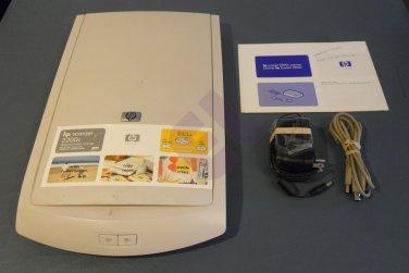 HP Scanjet 2200c Flatbed desktop Scanner