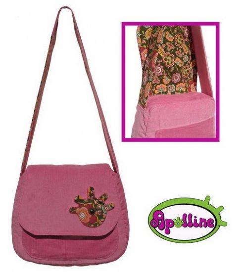 Sakami-mimi pink handbag