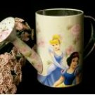 Disney Princess Galvanized Watering Cans