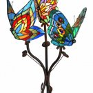 3 Butterfly Tiffany styled Accent/Night Lamp FREE SHIPPING
