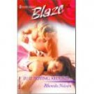 Just Toying Around.. (Harlequin Blaze, No 75) By Rhonda Nelson - New  Paperback Book