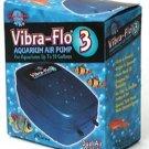 Vibra Flow Air Pump 3 Double Outlet