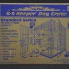 K - 9 Keeper Standard Crate Dbl Door 30 X 23 X 24