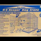K - 9 Keeper Standard Crate Dbl Door 36 X 23 X 24