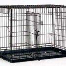 Prec Great Crate 48x30x33 Black
