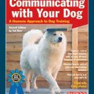 Communicating With Your Dog (training)
