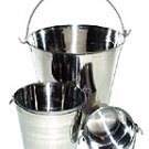 Stainless steel bucket 6