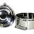 Stainless Steel 2 qt. Coop Cup Hook Holder