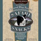 Ginger Ridge Safari Snacks - With Real Ostrich Meal 18oz