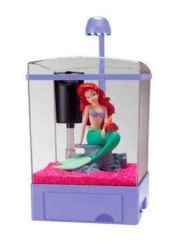 The Little Mermaid Aquarium Kit 1.5 Gallon
