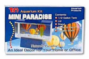 Mini Paradise 1/2gal Tank Kit