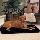 Snoozy Cozy Comforter Black 18 X 12