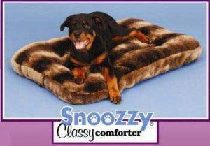 Prec Snoozy Classy Comforter 35 X 22 Sable
