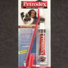 Petrodex Beef Flavor Dog Dental Kit