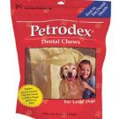 Petrodex Dental Chews For Large Dogs 5oz
