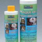 Triple Pet Plaque Off Fresh Breath 8oz