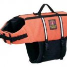 Outward Hound Pet Saver Life Jacket Orange Medium