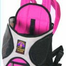 Outward Hound Designer Front Style Pet Carrier Medium Pink